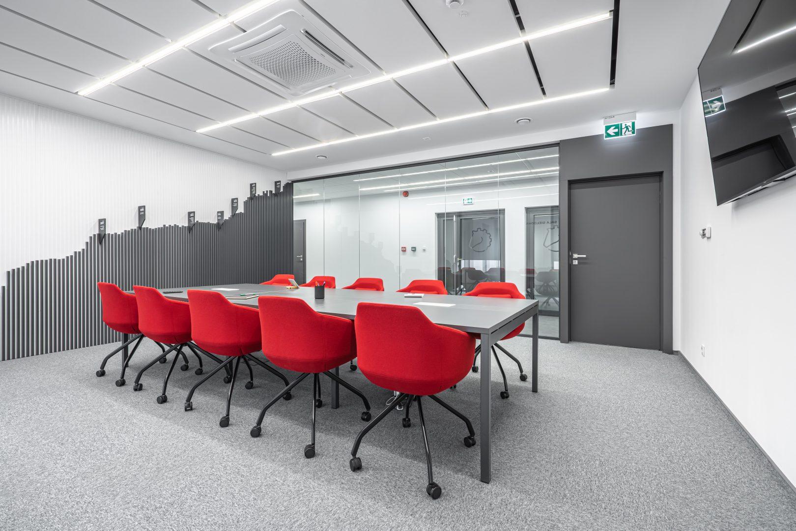mobilier pentru zonele de conferinta